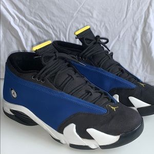 Retro 14 Laney (Blue/Yellow)